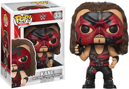 FUNKO POP WWE KANE LIMITED EDITION