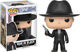 FUNKO POP WESTWORLD MAN IN BLACK