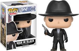 FUNKO POP WESTWORLD MAN IN BLACK