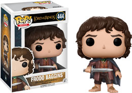 FUNKO POP LORD OF THE RINGS FRODO BAGGINS