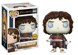 Photo du produit FUNKO POP LORD OF THE RINGS FRODO BAGGINS Photo 1