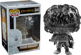 Exclusive Lord Of The Rings FUNKO POP Frodo Baggins Invisible