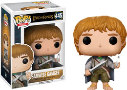 Photo du produit FUNKO POP LORD OF THE RINGS SAMWISE GAMGEE