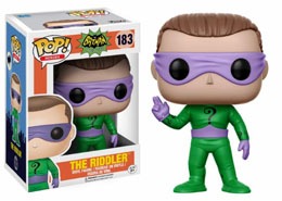BATMAN 1966 FUNKO POP! RIDDLER