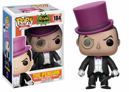 BATMAN 1966 FUNKO POP PENGUIN