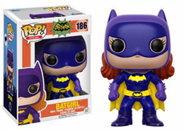 BATMAN 1966 FUNKO POP! BATGIRL