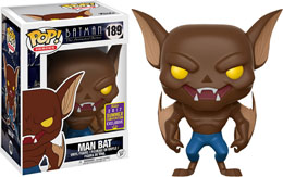 FUNKO POP MAN-BAT DC BATMAN ANIMATED SDCC