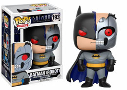 BATMAN THE ANIMATED SERIES FUNKO POP BATMAN ROBOT