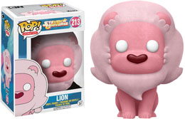 FUNKO POP STEVEN UNIVERSE LION FLOCKED LIMITED EDITION