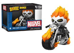 FUNKO DORBZ GHOST RIDER ON MOTORCYCLE