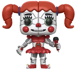 FIVE NIGHTS AT FREDDY'S SISTER LOCATION FUNKO POP BABY
