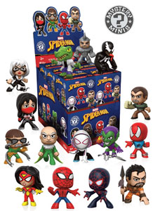 MYSTERY MINIS SPIDER-MAN