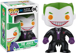 FUNKO POP DC COMICS BLACK SUIT CLASSIC JOKER LIMITED EDITION