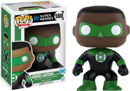 Photo du produit FUNKO POP DC COMICS JOHN STEWART GREEN LANTERN LIMITED EDITION