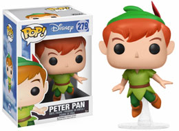 DISNEY FUNKO POP FLYING PETER PAN