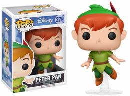 DISNEY FUNKO POP FLYING PETER PAN
