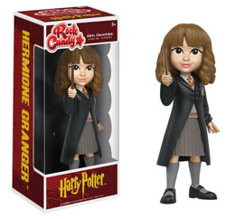 HARRY POTTER FUNKO ROCK CANDY HERMIONE GRANGER