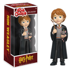 HARRY POTTER FUNKO ROCK CANDY RON WEASLEY