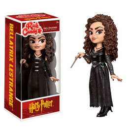 HARRY POTTER FUNKO ROCK CANDY BELLATRIX LESTRANGE
