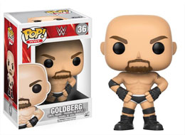 WWE WRESTLING FUNKO POP GOLDBERG