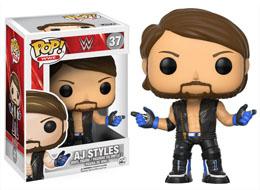 FUNKO POP WWE WRESTLING AJ STYLES