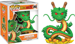 DRAGON BALL Z FUNKO POP SHENRON OVERSIZED EXCLU DBZ