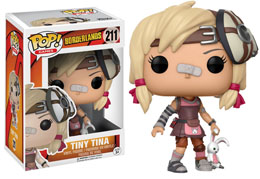 FUNKO POP BORDERLANDS TINY TINA