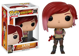 FUNKO POP BORDERLANDS LILITH THE SIREN