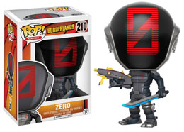 FUNKO POP BORDERLANDS ZERO