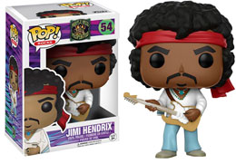 Photo du produit FUNKO POP JIMI HENDRIX ROCKS VINYL JIMI
