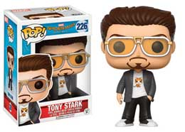 SPIDER-MAN HOMECOMING FUNKO POP TONY STARK