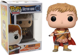 Photo du produit FUNKO POP DOCTOR WHO RORY LIMITED EDITION