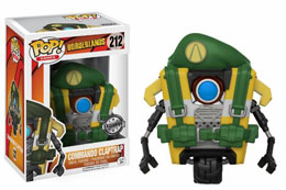 BORDERLANDS FUNKO POP! COMMANDO CLAPTRAP