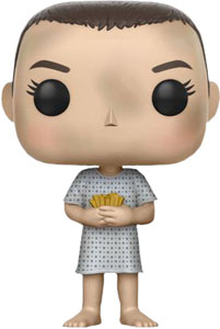 Photo du produit FUNKO POP STRANGER THINGS ELEVEN (HOSPITAL GOWN)