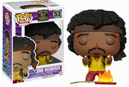 Photo du produit FUNKO POP JIMI HENDRIX - MONTEREY LIMITED EDITION