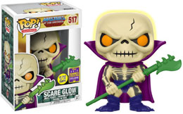 SDCC 2017 FUNKO POP SCARE GLOW GITD EXCLUSIVE - MASTERS OF THE UNIVERSE