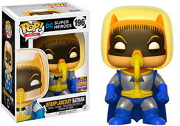 Photo du produit SDCC 2017 FUNKO POP INTERPLANETARY BATMAN EXCLUSIVE - BATMAN