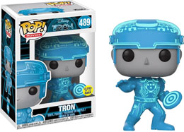 FUNKO POP TRON VERSION GITD