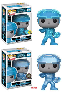 PACK FUNKO POP TRON (5 + 1 CHASE)