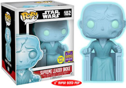 SDCC 2017 FUNKO POP SUPREME LEADER SNOKE GITD EXCLUSIVE - STAR WARS