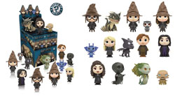 MYSTERY MINI SERIES 2 HARRY POTTER 12 FIGURINES + PRESENTOIR