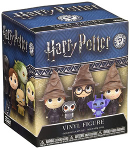Photo du produit MYSTERY MINI SERIES 2 HARRY POTTER 12 FIGURINES + PRESENTOIR Photo 1