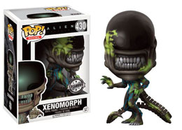 FUNKO POP XENOMORPH ALIEN BLOOD SPLATTER