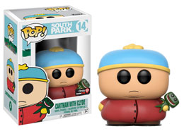 FUNKO POP SOUTH PARK CARTMAN WITH CLYDE EXCLUSIVE