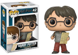 HARRY POTTER FUNKO POP HARRY WITH MARAUDERS MAP