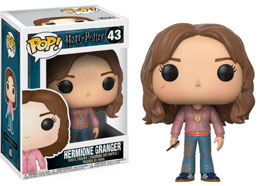 HARRY POTTER FUNKO POP HERMIONE GRANGER WITH TIME TURNER