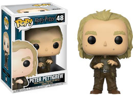 HARRY POTTER FUNKO POP PETER PETTIGREW