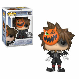 Photo du produit FUNKO POP KINGDOM HEARTS HALLOWEEN TOWN SORA EXCLUSIVE
