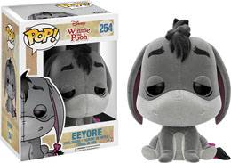 DISNEY FUNKO POP EEYORE FLOCKED