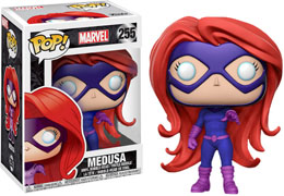 FUNKO POP MARVEL MEDUSA LIMITED EDITION